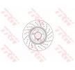 OEM Bremsscheibe DF6600S von TRW für BMW