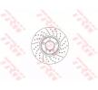 TRW DF6604S Disco de freno