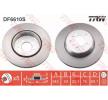 OEM Bremsscheibe TRW 11015803 für BMW