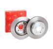 OEM Bremsscheibe DF6617S von TRW für BMW