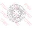 OEM Bremsscheibe TRW 11015839 für IVECO