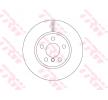 OEM Bremsscheibe TRW 11015860 für MINI