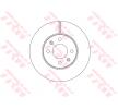 OEM Bremsscheibe TRW 11015877 für HYUNDAI