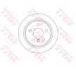 OEM Bremsscheibe TRW 11015878 für MINI