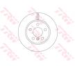OEM Bremsscheibe TRW 11015879 für MINI