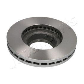 Disco freno Spessore disco freno: 26mm, Ø: 281mm con OEM Numero 55 24 98 68