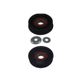 Deflection / Guide Pulley, v-ribbed belt Ø: 69mm with OEM Number 38942-P01-003