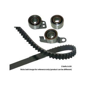 Комплект ангренажен ремък DKT-2023 25 Хечбек (RF) 2.0 iDT Г.П. 2000