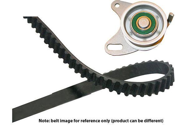 KAVO PARTS  DKT-5504 Juego de correas dentadas Ancho: 25,4mm