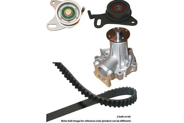 KAVO PARTS  DKW-5511 Water pump and timing belt kit