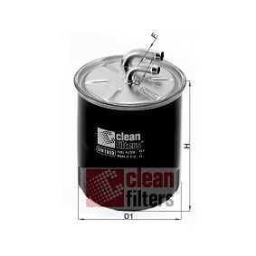 Fuel filter DN1908 A-Class (W169) A 160 CDI 2.0 (169.006, 169.306) MY 2009
