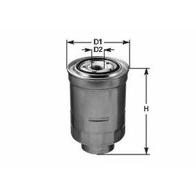 Kraftstofffilter Höhe: 139mm mit OEM-Nummer 16403 59E00