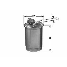 Kraftstofffilter Höhe: 150mm mit OEM-Nummer XM219 A011 AA