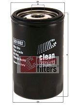 CLEAN FILTER  DO1802 Olajszűrő Magasság: 122mm