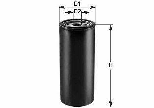CLEAN FILTER  DO5505 Ölfilter Höhe: 260mm