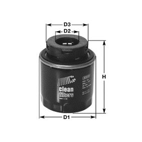 Oil Filter DO5509 Fabia 2 (542) 1.4 TSI RS MY 2011