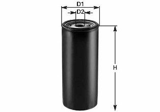 CLEAN FILTER  DO5513 Ölfilter Höhe: 210mm