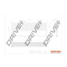 Filtro aria Lunghezza: 375,0mm, Larghezza 1: 87mm, Larghezza 2: 144mm, Altezza 1: 47mm, Lunghezza: 375,0mm con OEM Numero 71765453