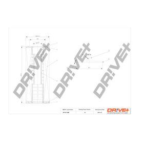 Golf 4 1.9TDI 4motion Ölfilter Dr!ve+ DP1110.11.0026 (1.9 TDI 4motion Diesel 2005 ARL)