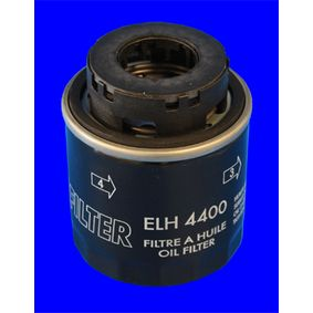 2014 Skoda Fabia Mk2 1.6 Oil Filter DP1110.11.0113