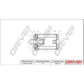 Ölfilter Ø: 79mm, Höhe: 142,0mm mit OEM-Nummer 06J115561 B