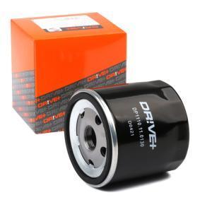 Ölfilter Ø: 78,3mm, Höhe: 79,0mm mit OEM-Nummer 04E115561H
