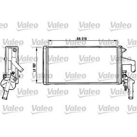 Wärmetauscher VW PASSAT Variant (3B6) 1.9 TDI 130 PS ab 11.2000 VALEO Wärmetauscher, Innenraumheizung (812137) für