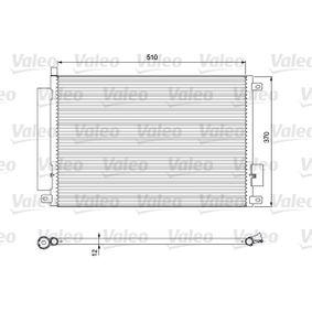 Kondensator, Klimaanlage Art. Nr. 814155 120,00€