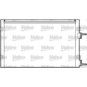 Kondensator, Klimaanlage Kältemittel: R 134a mit OEM-Nummer 5017405