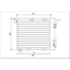 Kondensator, Klimaanlage Art. Nr. 817506 120,00€