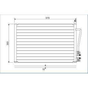 Kondensator, Klimaanlage Art. Nr. 817664 120,00€