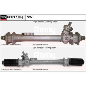Lenkgetriebe VW PASSAT Variant (3B6) 1.9 TDI 130 PS ab 11.2000 DELCO REMY Lenkgetriebe (DSR177L) für
