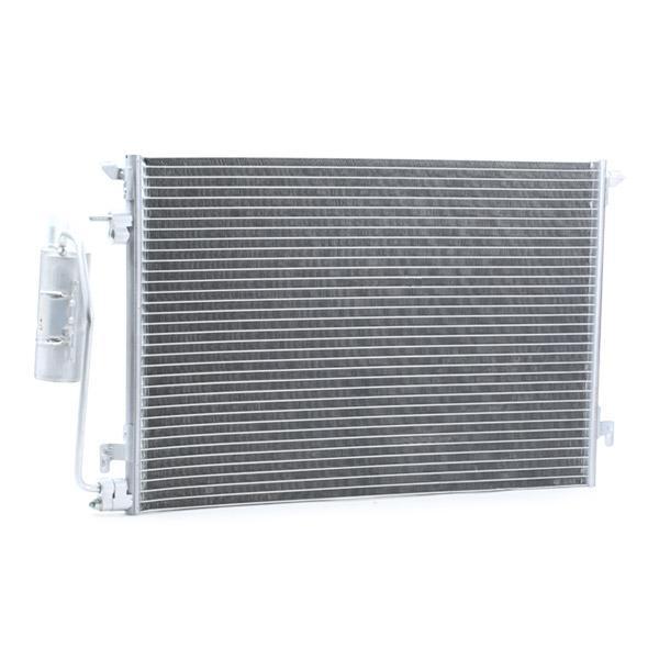 Kondensator Klimaanlage VALEO 817809 Erfahrung