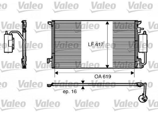 Artikelnummer 817809 VALEO Preise