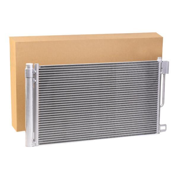 Kondensator Klimaanlage VALEO 818193 Erfahrung