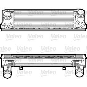 VALEO  818260 Intercooler, charger