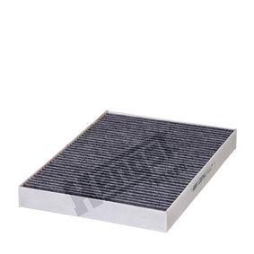 Filter, Innenraumluft Art. Nr. E3975LC 120,00€