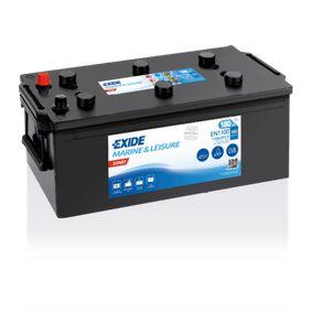 EXIDE Nutzfahrzeugbatterien EXIDE START, 180Ah, 12V, 1000A, B0