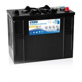 EXIDE Nutzfahrzeugbatterien Equipment GEL, 120Ah, 12V, 750A, B0, Gel-Batterie
