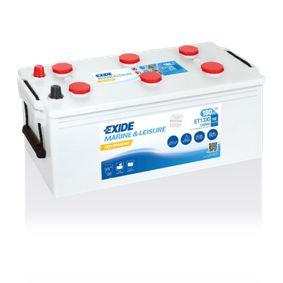 EXIDE Nutzfahrzeugbatterien EXIDE Equimpent, 180Ah, 12V, 900A, B0