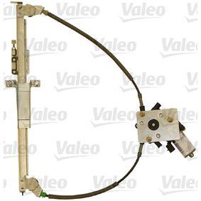 VALEO Fensterheber 850022 für AUDI 80 Avant (8C, B4) 2.0 E 16V ab Baujahr 02.1993, 140 PS