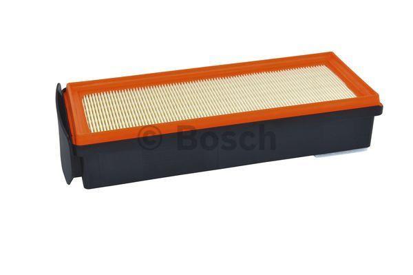 Luftfilter BOSCH F026400409 Erfahrung