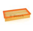 Filtro aria motore BOSCH S0450 Cartuccia filtro