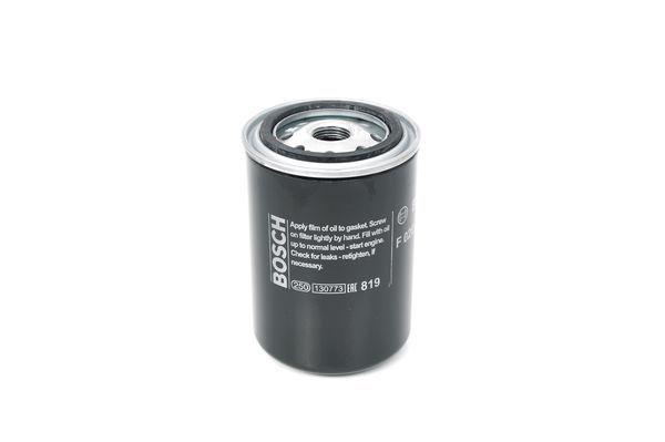 Inline fuel filter BOSCH N2860 4047026065251