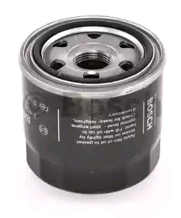 Motorölfilter F 026 407 124 BOSCH P7124 in Original Qualität