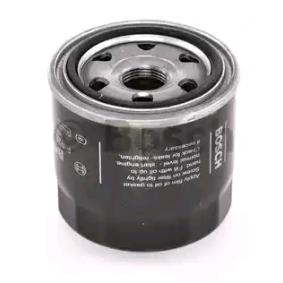 2009 Hyundai Coupe gk 2.7 V6 Oil Filter F 026 407 124