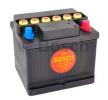 F026T02310 BOSCH classic Starterbatterie B13, 44Ah, 12V, 200A, Bleiakkumulator