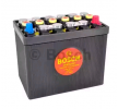 OEM Starterbatterie BOSCH 12V60AH280ATROCKENVORGELADEN für SAAB