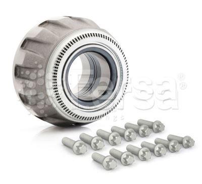 Fersa Bearings  F 300001 Juego de cojinete de rueda Ø: 196mm, Diám. int.: 82mm