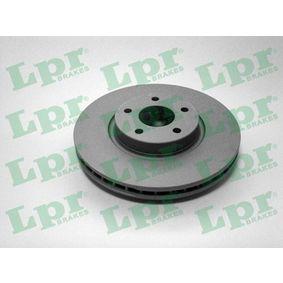 Bremsscheibe Bremsscheibendicke: 28mm, Felge: 5-loch, Ø: 300mm mit OEM-Nummer 1514427